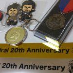 Ken Hirai 20th Anniversary Special !! Live Tour 2016 代々木体育館 8th May